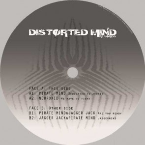 Various - Distorted Mind 01 - Distorted Mind Records - Distorted Mind 01