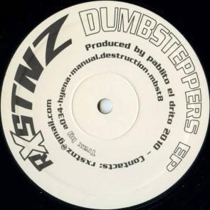 Various - Dumbsteppers EP - Rxstnz - RXSTNZ 01