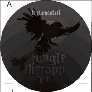 Le Menestrel - Mesmerizing ( Animal Magnetism ) / Midnight Sun - Jungle Therapy - Jungle Therapy Ltd 01