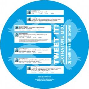 DJ Balli / Ralph Brown - Tweet It! (Extratone Mix) - Sonic Belligeranza - S. B. 10