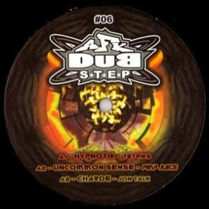 Various - Untitled - Astrofonik Dubstep - AFK DUB STEP 06