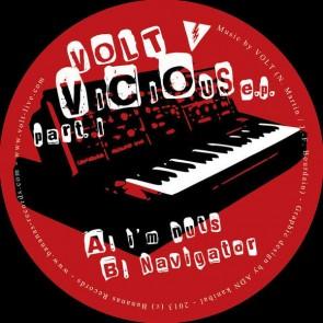 Volt - Vicious E.P. Part I - Bananas Records - VOLT02