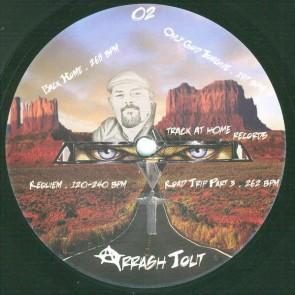Mr Kônar - Arrash Tout 02 - Track At Home Records - ARRASH TOUT 02