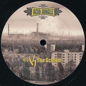 DJ K - The Schism - Acid Jungle - AJ001