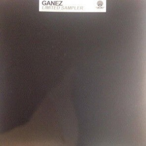 Ganez The Terrible - Limited Sampler - Black & White Special Edition 2015 - Eye Records - EYE 1200