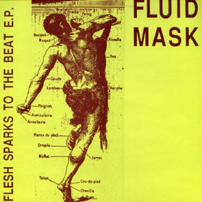 Fluid Mask - Flesh Sparks To The Beat E.P. - Vision (Switzerland) - Vision 29