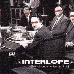 Interlope - {Petits Arrangements Entre Amis} - Expressillon - EXPRCD24
