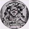 Lili The Breaker Aka Hertz - Hertz 01 - Tikal Sound Records - Hertz 01