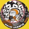 Nightwalker - Shut The Shit MC Up / On The Run - Drum Orange - DRUM ORANGE 008, ES Production - DRUM ORANGE 008
