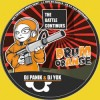 DJ Panik & DJ Yox - The Battle Continues - Drum Orange - DRUM ORANGE 014, ES Production - DRUM ORANGE 014