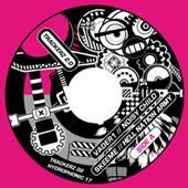 """HYDROPHONIC 17/TRACKERZ 0.2 - trackerz - 12"""" (luglio 2011)"""
